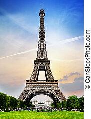 パリ, タワー