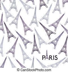 パリ, デザイン