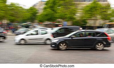 パリ, 交通