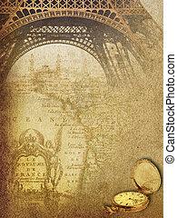 パリ, 古い