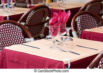 パリ, 台地, レストラン