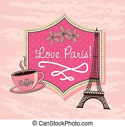 パリ, 愛