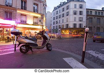 パリ, 生活, 夜