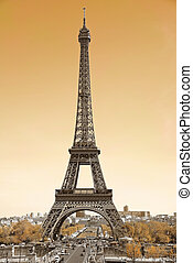 パリ, eiffel タワー
