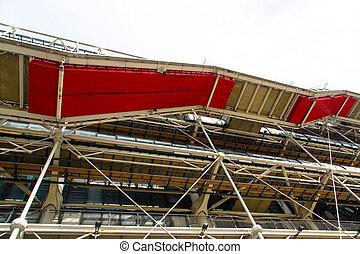 パリ, pompidou の中心