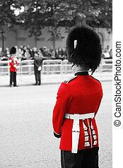 パレード, birthday, 兵士, 女王