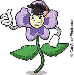 パンジー, 花, 特徴, 漫画, 卒業