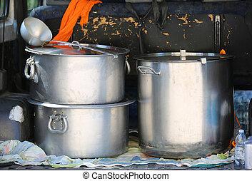パン, バン, organiza, 食物, non-governmental, 輸送