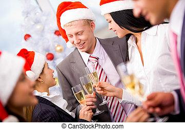 パーティー, クリスマス