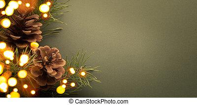 パーティー, クリスマス, 背景