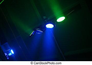 パーティー, ライト