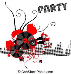 パーティー, 背景