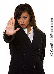 ヒスパニックの 女性, ビジネス