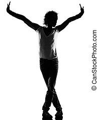 ヒップ, ダンス, ダンサー, ホツプ, funk, 人