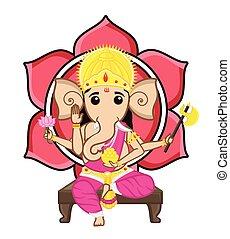 ヒンズー教信徒, -, ganesha, 神
