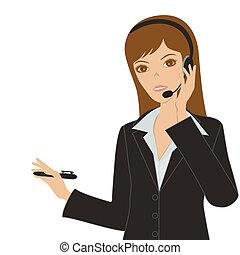 ビジネスの女性たち
