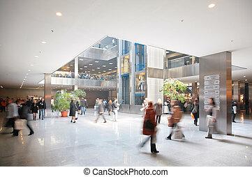 ビジネス・センター