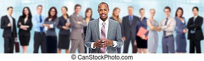 ビジネスマン, 人々。, グループ