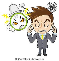 ビジネスマン, 時計