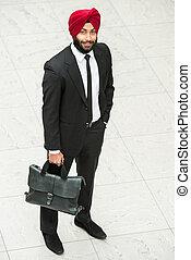 ビジネスマン, indian