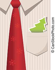 ビジネス, クリスマスカード, 挨拶