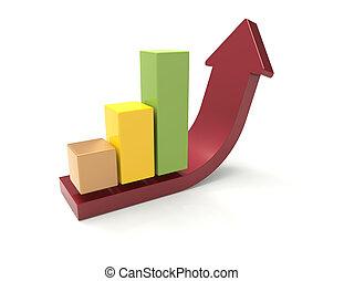 ビジネス, グラフ