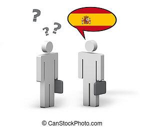 ビジネス, スペイン語, 概念