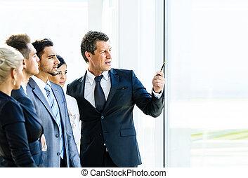 ビジネス セミナー, どこ(で・に)か