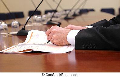 ビジネス, データ, 分析, ビジネスが会合する, 詳細