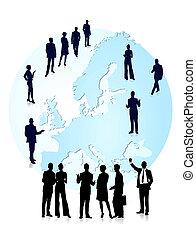 ビジネス, ヨーロッパ