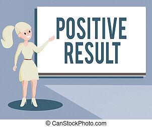 ビジネス, 写真, ∥あるいは∥, 病気, result., プロジェクター, screen., 個人, 提出すること, 状態, 視聴覚, ブランク, showcasing, ポジティブ, wo, 執筆, メモ, 提示, 持つ, 分析, ショー, biomarker