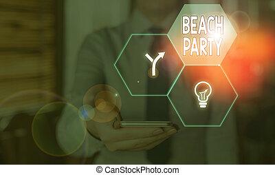 ビジネス, 単語, 提示, でき事, 執筆, 浜, パーティー。, 浜。, テキスト, 概念, 組織化する, グループ, 大きい