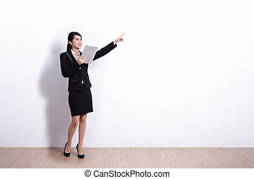 ビジネス 女, ∥で∥, タブレットの pc