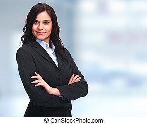 ビジネス 女