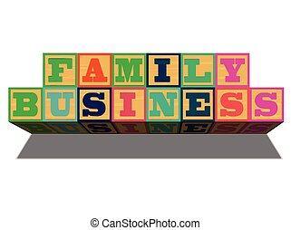 ビジネス, 家族