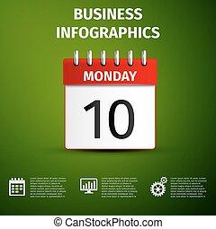 ビジネス, infographics
