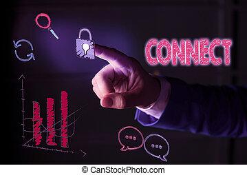 ビジネス, showcasing, 執筆, 写真, 提示, 連絡, ある, connect., 一緒に, 仲間, communicate., メモ, ネットワーキング, 関係をもちなさい