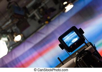 ビデオカメラ, viewfinder