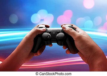 ビデオゲーム, 遊び