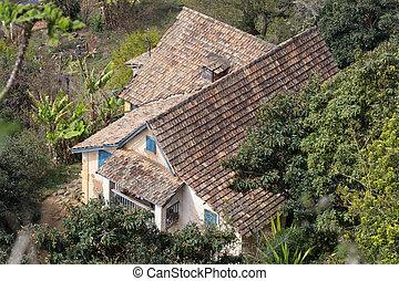 ビューの家, 上, 大きい, マダガスカル