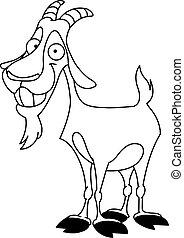 ビリー, 概説された, goat