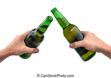 ビール瓶, 保有物, 人