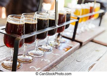 ビール, 味が分かる