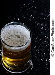 ビール, 泡
