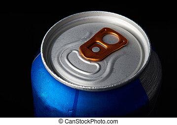 ビール, 金属の缶
