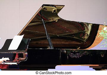 ピアノ, 壮大