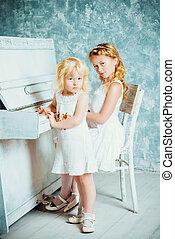 ピアノ, 教育
