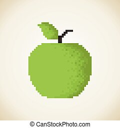 ピクセル, アップル