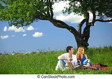 ピクニック