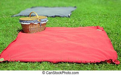 ピクニック, 夏